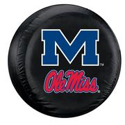 OLE MISS STANDARD TIRE COVER