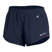 OLE MISS WOMENS TEAM SHORT
