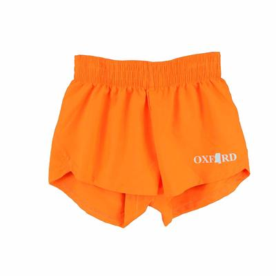 STEPH SOLID OXFORD MS SHORT NEON_ORANGE