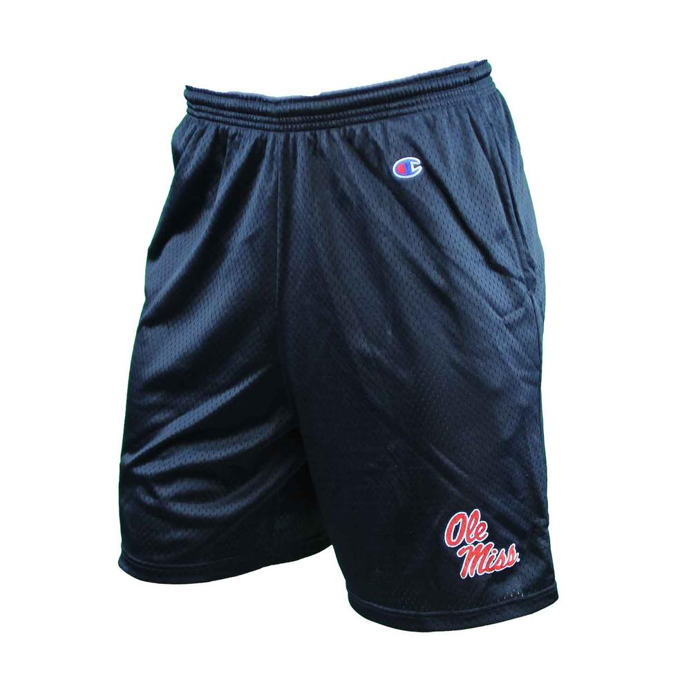 Ole Miss Mesh Shorts