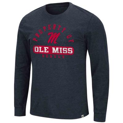 OLE MISS HIGH FIVES LS TEE