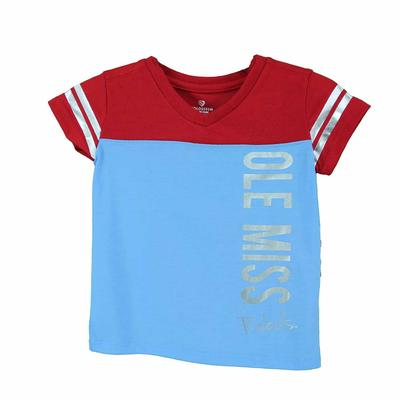 SS TODDLER GIRLS CRICKET TEE