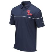OM MENS OMNI-WICK BREAKER POLO