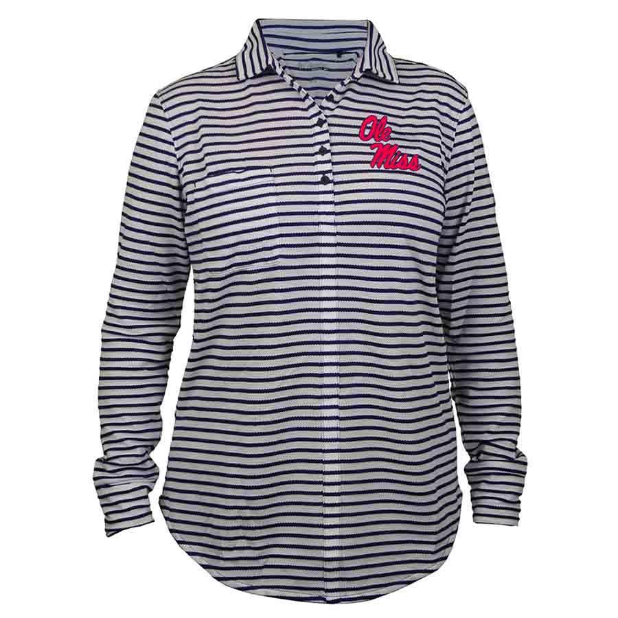 Om Omni- Wick Jewel Ls Shirt