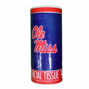 OLE MISS TISSUE CUP