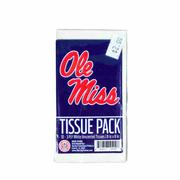OLE MISS TISSUE PACK