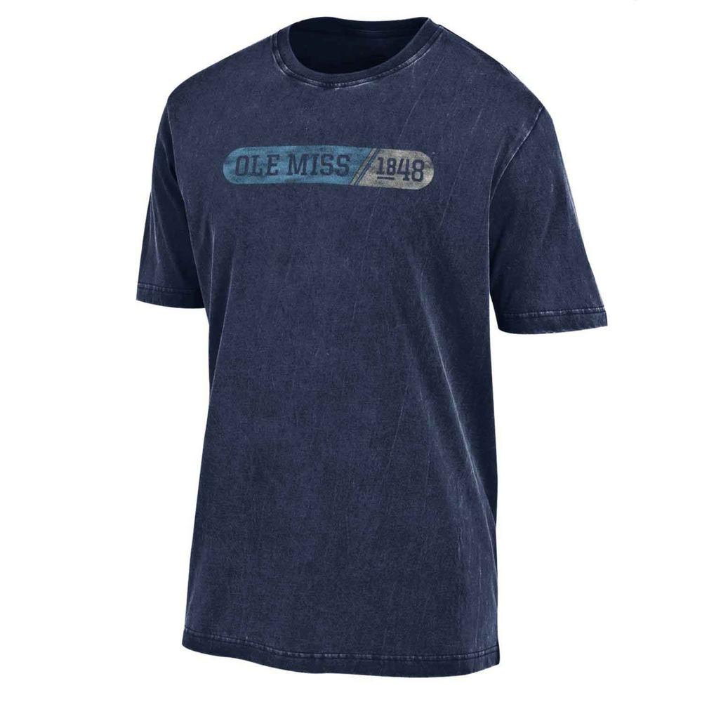 Ole Miss 1848 Outta Town Ss Tee