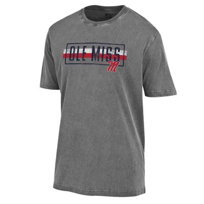 OLE MISS M OUTTA TOWN SS TEE
