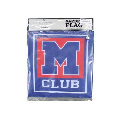 M CLUB GARDEN FLAG