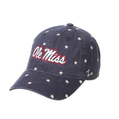 OLE MISS FREEBIRD CAP