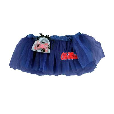 OLE MISS PET TUTU
