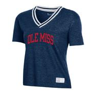 OLE MISS GAMEDAY SS V-NECK