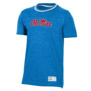 OLE MISS UNISEX GAMEDAY RINGER TEE