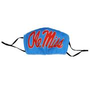 OLE MISS CUSTOM MASK