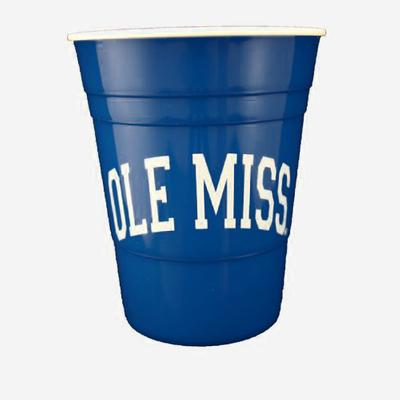 OLE MISS REBELS SOLO PARTY CUP