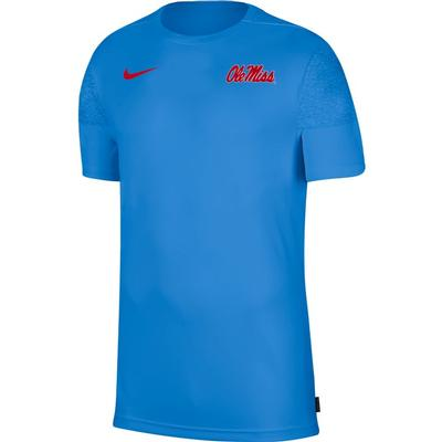 SS OLE MISS UV COACHES TOP