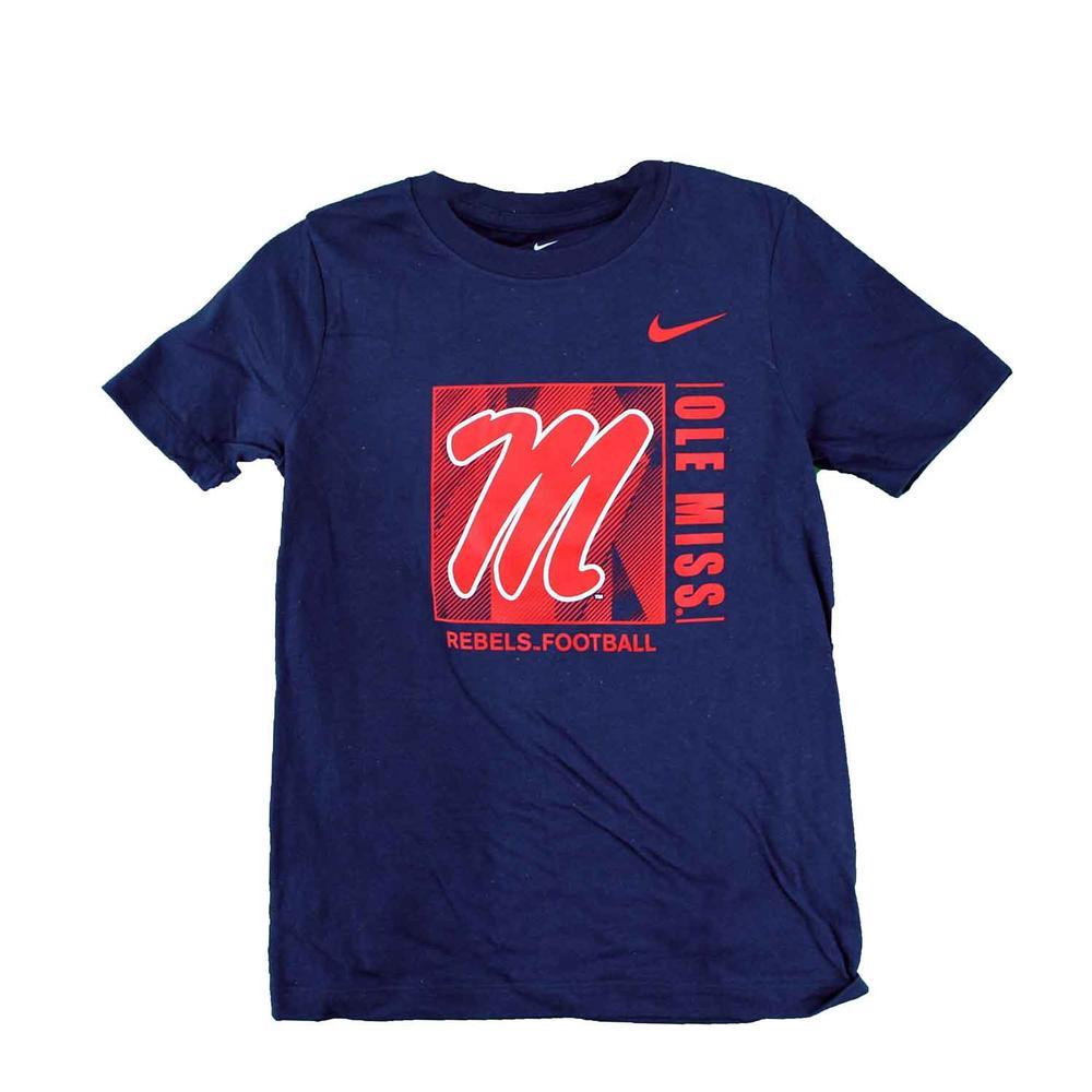 M Om Football Core Tee