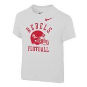 OLE MISS FOOTBALL TODDLER CORE COTTON SS TEE