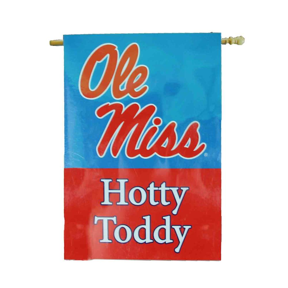 28x40 Ole Miss Hotty Toddy Banner