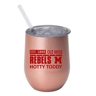 Ole Miss Swig Stemless Wine Cup