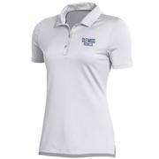 OLE MISS REBELS LADIES RALLY POLO BY UA