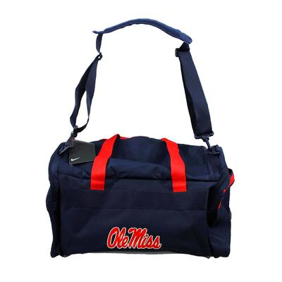 OLE MISS NIKE OFFICIAL UTILITY POWER DUFFEL