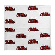 8 IN SCRIPT OLE MISS NECK GAITER FACE COVER