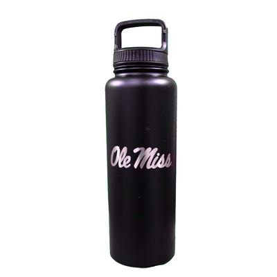 OLE MISS 32 OZ LASER ENGRAVED GROWLER