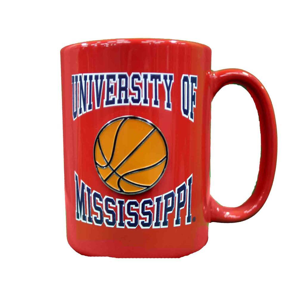 Cancun Basketball Medalion Mug