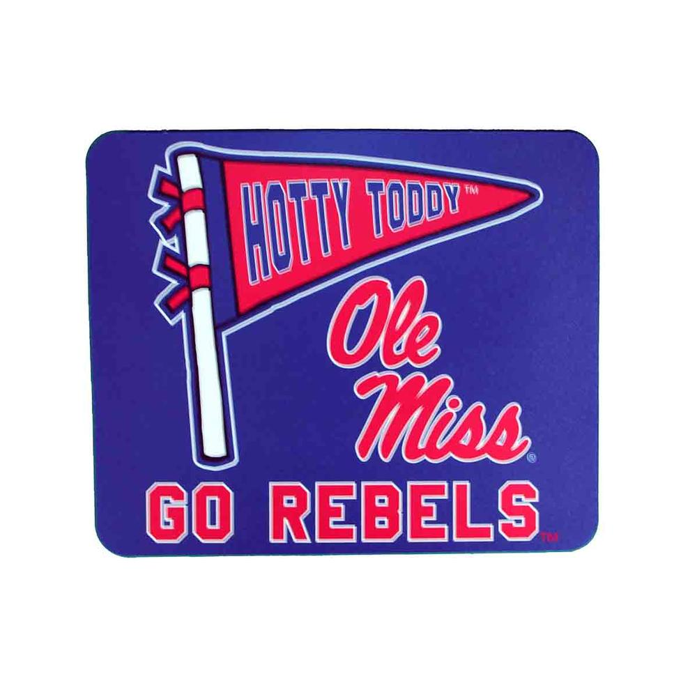 Hotty Toddy Go Rebels Cambridge Rect Mouse Pad