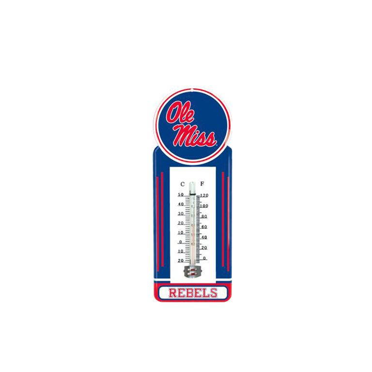 Ole Miss Thermometer
