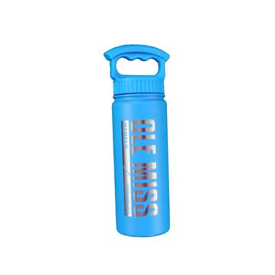 18OZ WIDE MOUTH BOTTLE CRATER_BLUE