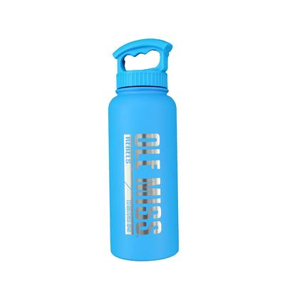 34OZ WIDE MOUTH BOTTLE CRATER_BLUE