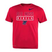 OLE MISS REBELS TODDLER LEGEND TEE