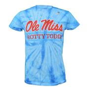 TIE-DYE OLE MISS HOTTY TODDY BAR SS T-SHIRT