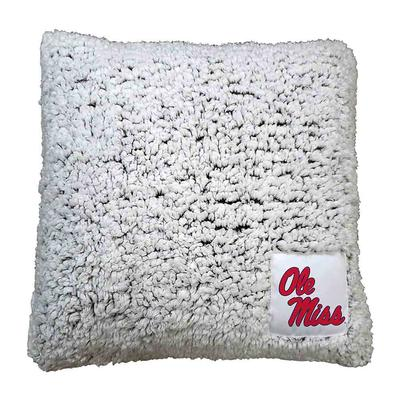 OLE MISS FROSTY PILLOW