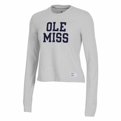 OLE MISS GAMEDAY TWILL CREW