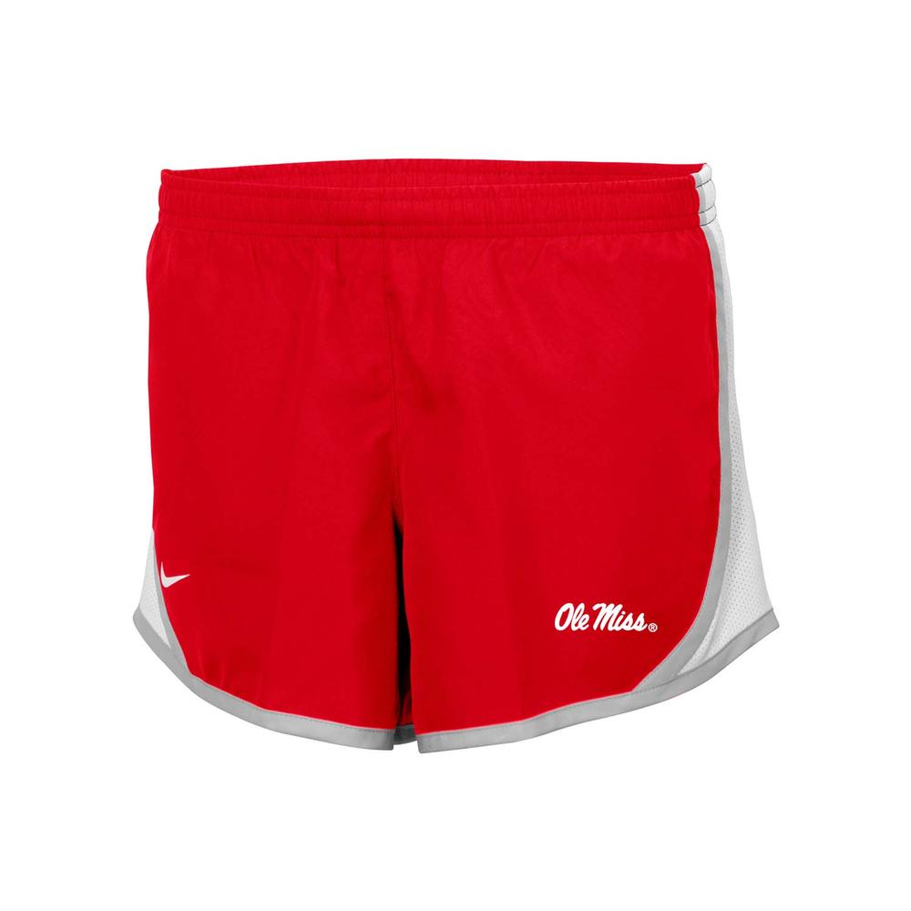 Girls Ole Miss Tempo Short