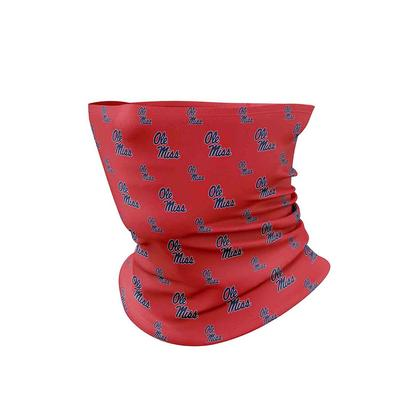 OLE MISS NECK GAITER FACE COVER