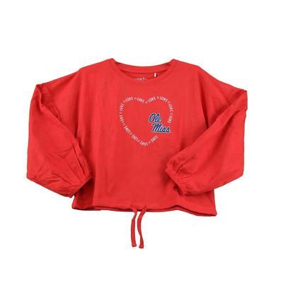TODDLER ZARA POOF TOP