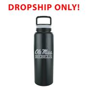 OLE MISS REBELS VACUUM INSULATED GROWLER