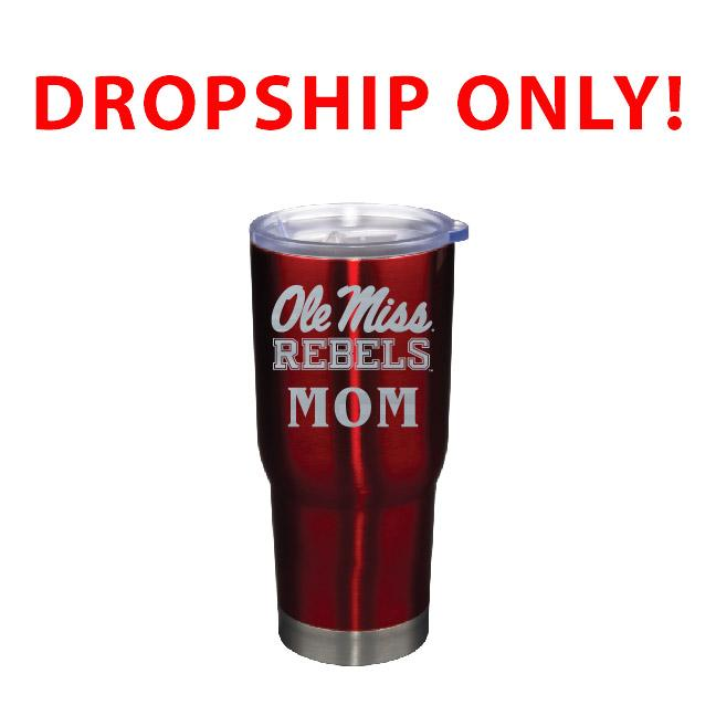 Vacuum Insulated Stainless Steel Mom Tumbler