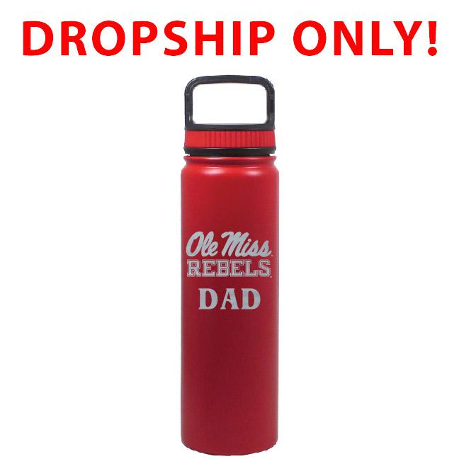 Vacuum Insulated Stainless Steel Dad Eugene Bottle