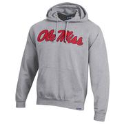 OLE MISS BIG COTTON HOOD