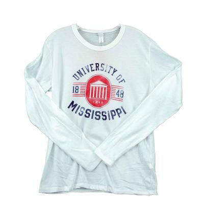 OLE MISS LS KEEPER TEE