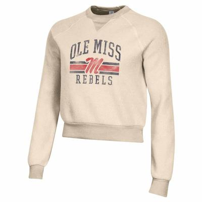 OLE MISS REBELS ECO-TEDDY BABY CHAMP