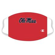 ADULT OLE MISS FACE MASK