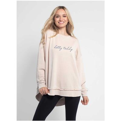 HOTTY TODDY SMALL SCRIPT CAMPUS PULLOVER