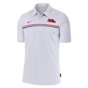 NIKE OLE MISS DRY POLO 2