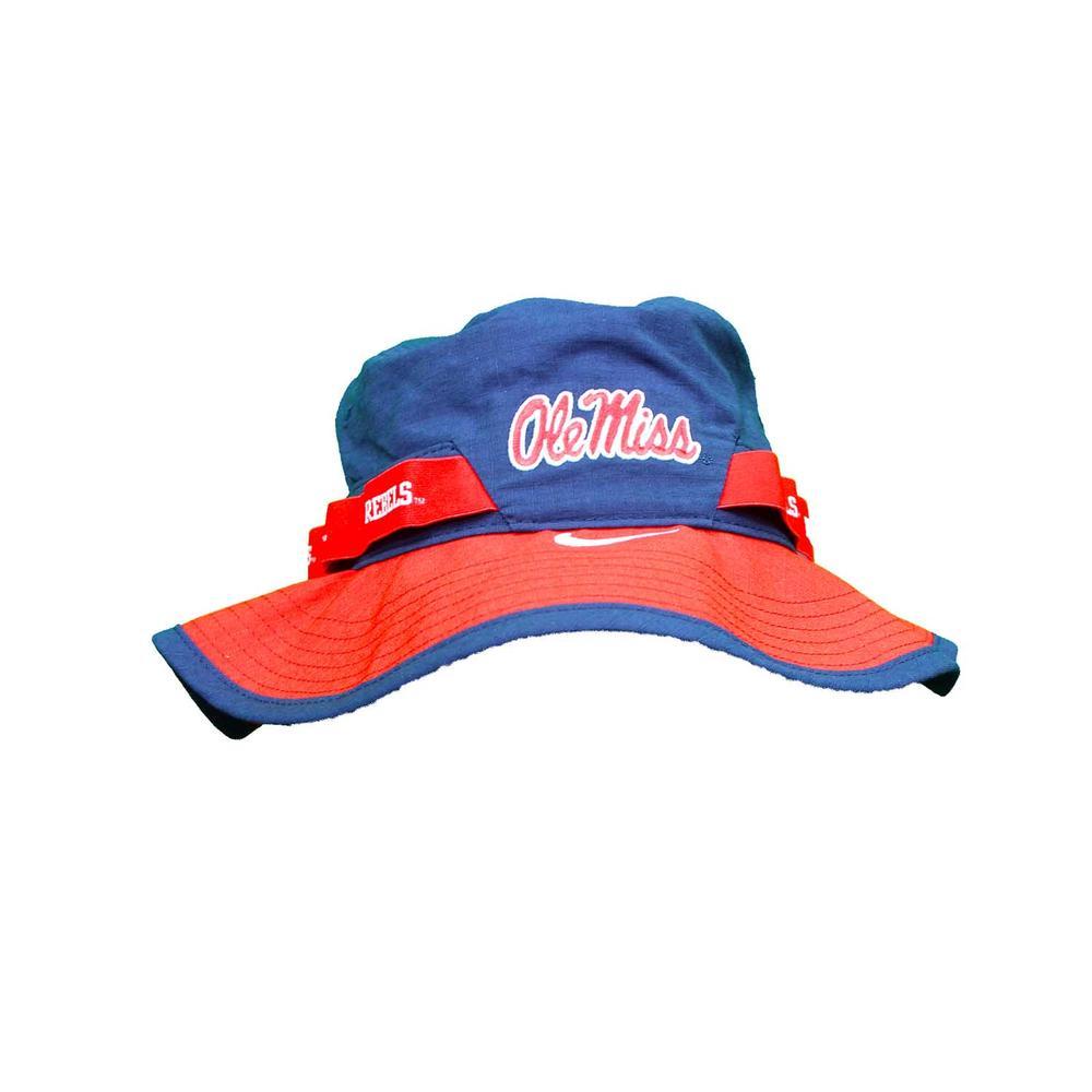 Nike Ole Miss Dry Bucket Hat